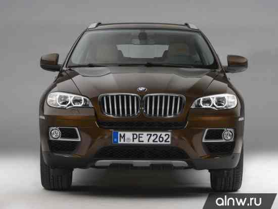 Инструкция по эксплуатации BMW X6 I (E71) Рестайлинг Внедорожник 5 дв.