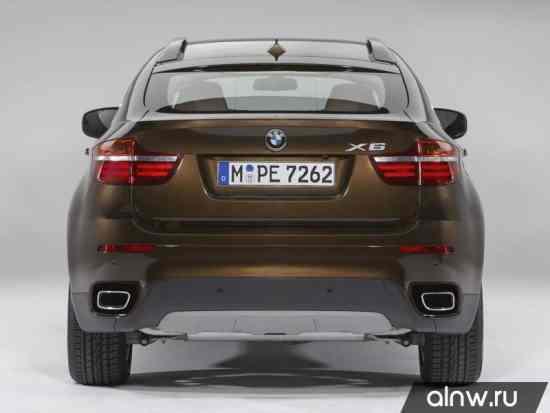 Программа диагностики BMW X6 I (E71) Рестайлинг Внедорожник 5 дв.