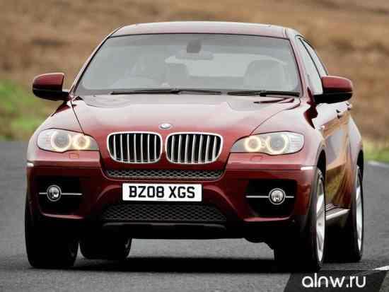 Инструкция по эксплуатации BMW X6 I (E71) Внедорожник 5 дв.
