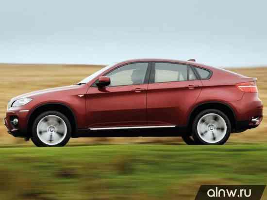 Каталог запасных частей BMW X6 I (E71) Внедорожник 5 дв.