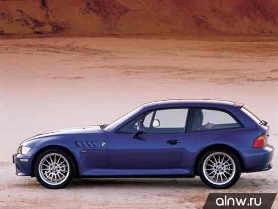 Инструкция по эксплуатации BMW Z3  Купе