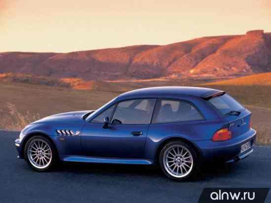 Каталог запасных частей BMW Z3  Купе