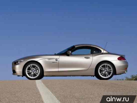 Программа диагностики BMW Z4 II (E89) Родстер