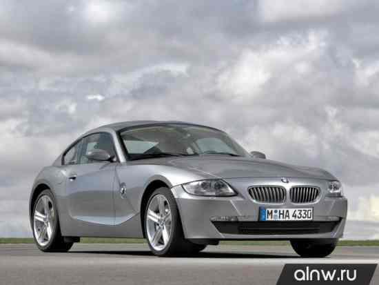 BMW Z4 I (E85/E86) Купе