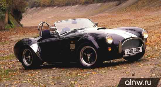 AC Cobra Mk IV Родстер