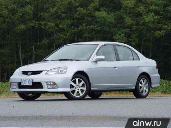 Acura EL II Седан