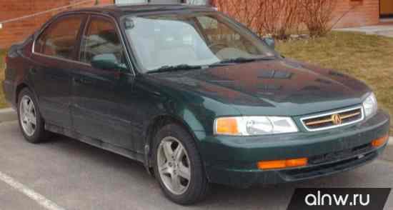 Acura EL I Седан
