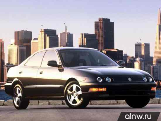 Руководство по ремонту Acura Integra III Седан