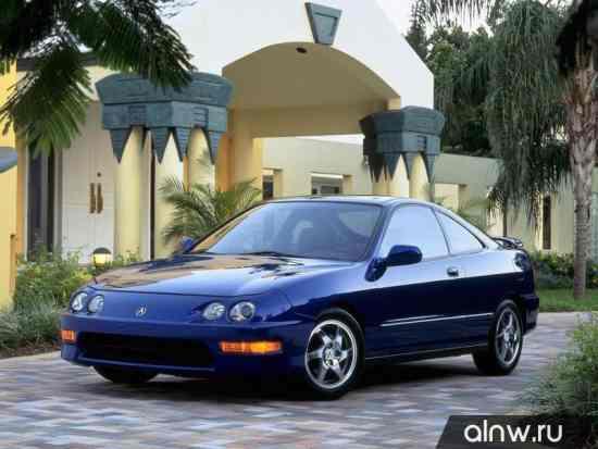 Acura Integra III Купе