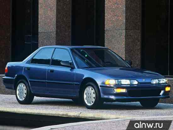 Acura Integra II Седан