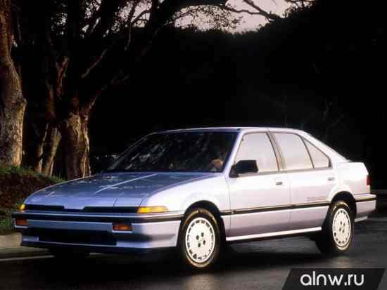 Acura Integra I Хэтчбек 5 дв.
