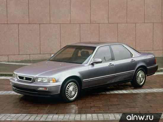 Руководство по ремонту Acura Legend II Седан