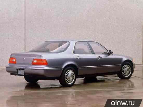 Инструкция по эксплуатации Acura Legend II Седан