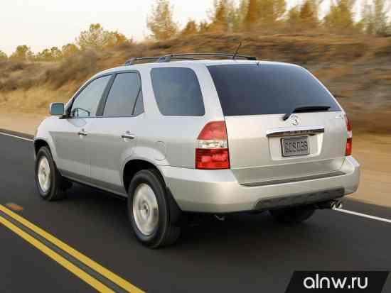Каталог запасных частей Acura MDX I Внедорожник 5 дв.