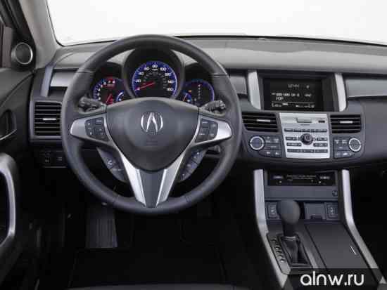 Каталог запасных частей Acura RDX I Внедорожник 5 дв.