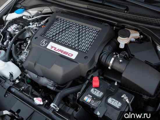 Программа диагностики Acura RDX I Внедорожник 5 дв.