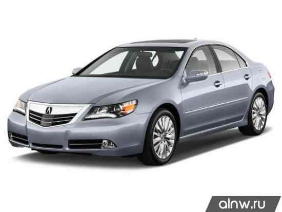 Acura RL II Седан