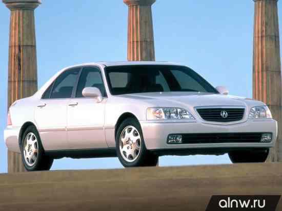 Руководство по ремонту Acura RL I Седан