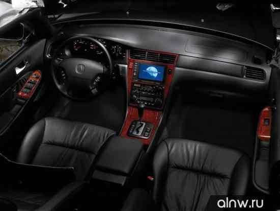 Каталог запасных частей Acura RL I Седан