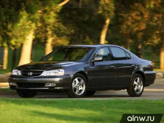 Руководство по ремонту Acura TL II Седан