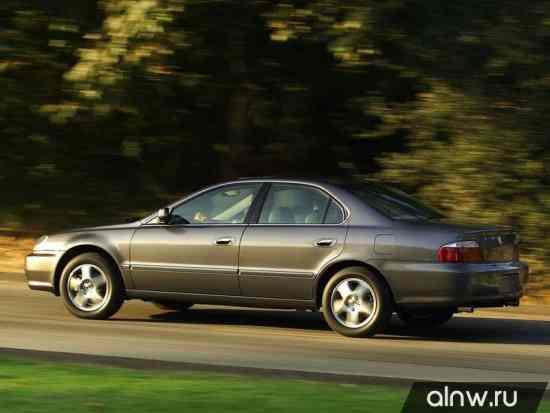 Инструкция по эксплуатации Acura TL II Седан