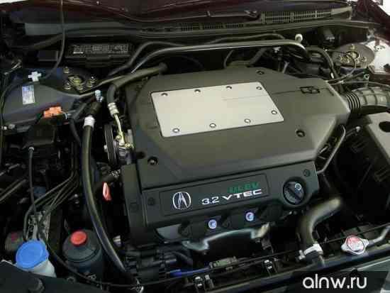 Программа диагностики Acura TL II Седан