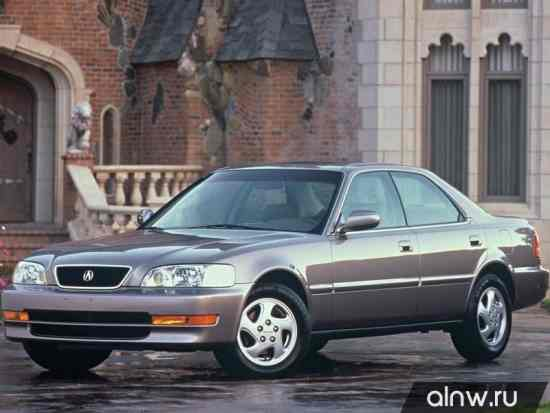 Acura TL I Седан