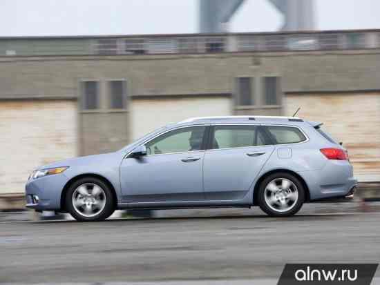 Каталог запасных частей Acura TSX II Универсал 5 дв.