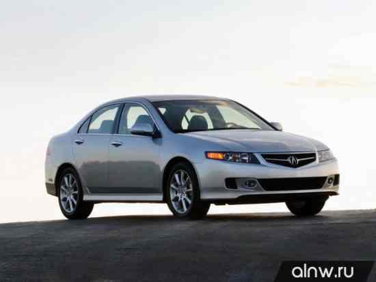 Acura TSX I Седан