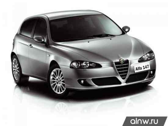 Alfa Romeo 147  Хэтчбек 5 дв.