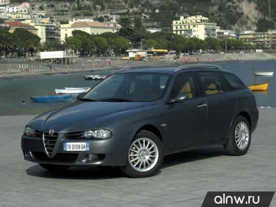 Alfa Romeo 156  Универсал 5 дв.