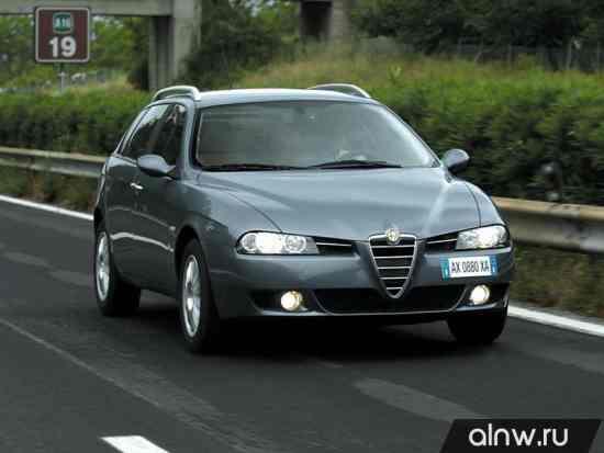 Инструкция по эксплуатации Alfa Romeo 156  Универсал 5 дв.