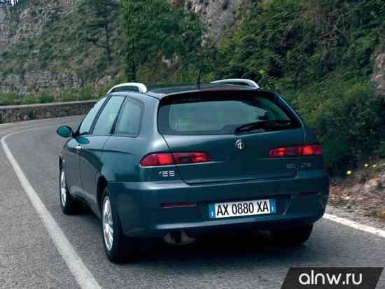 Каталог запасных частей Alfa Romeo 156  Универсал 5 дв.