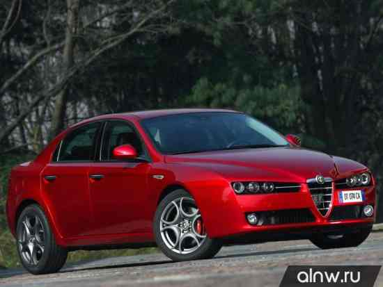 Alfa Romeo 159  Седан