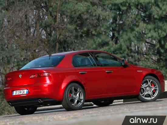 Инструкция по эксплуатации Alfa Romeo 159  Седан