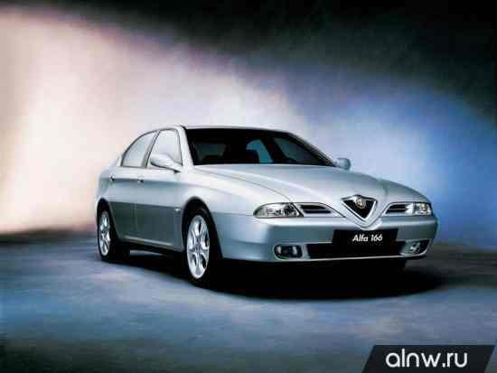 Alfa Romeo 166 I Седан