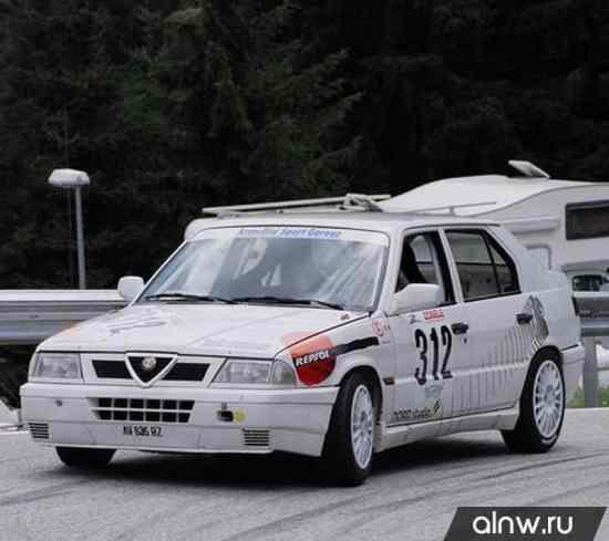 Руководство по ремонту Alfa Romeo 33 II Хэтчбек 5 дв.