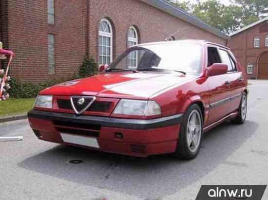 Инструкция по эксплуатации Alfa Romeo 33 II Хэтчбек 5 дв.