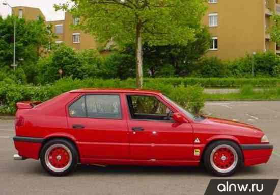 Каталог запасных частей Alfa Romeo 33 II Хэтчбек 5 дв.