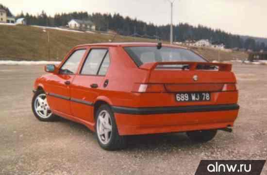 Программа диагностики Alfa Romeo 33 II Хэтчбек 5 дв.