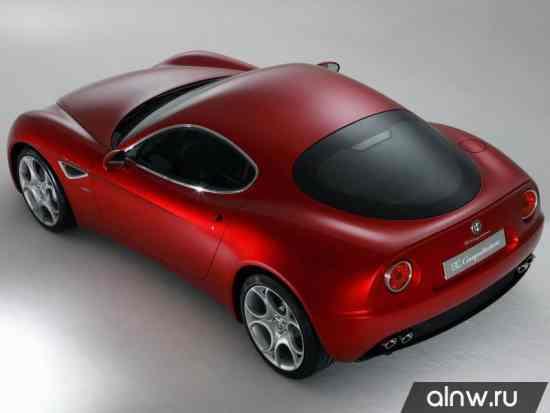 Инструкция по эксплуатации Alfa Romeo 8C Competizione  Купе