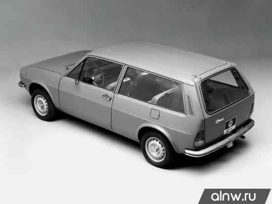 Каталог запасных частей Alfa Romeo Alfasud  Универсал 3 дв.