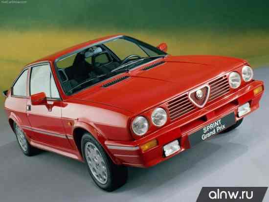 Alfa Romeo Alfasud  Хэтчбек 3 дв.
