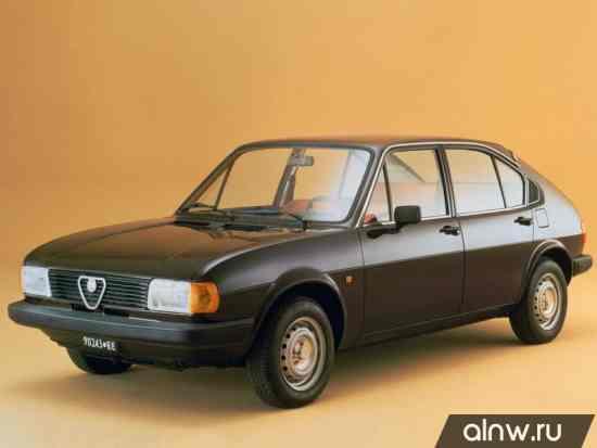Alfa Romeo Alfasud  Хэтчбек 5 дв.