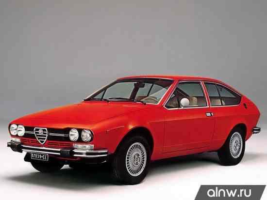 Alfa Romeo Alfetta  Купе