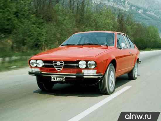 Инструкция по эксплуатации Alfa Romeo Alfetta  Купе