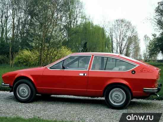 Каталог запасных частей Alfa Romeo Alfetta  Купе