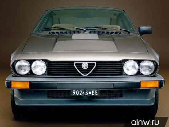 Программа диагностики Alfa Romeo Alfetta  Купе