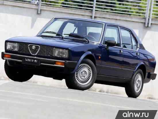 Alfa Romeo Alfetta  Седан