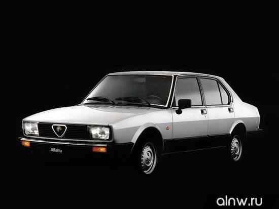 Инструкция по эксплуатации Alfa Romeo Alfetta  Седан